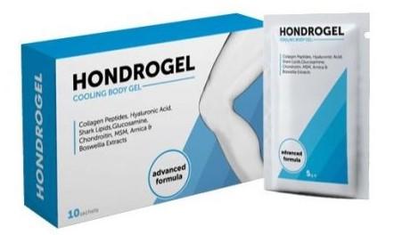 Gel dolores articulares Hondrogel, precio, opiniones, folletos, farmacias, foros