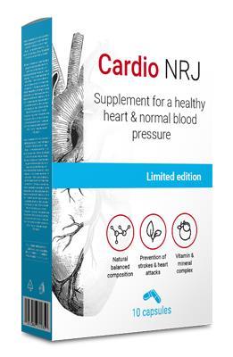 cardio nrj works precio farmacia reseñas