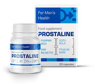 prostaline cápsulas folleto precio opiniones foro farmacias